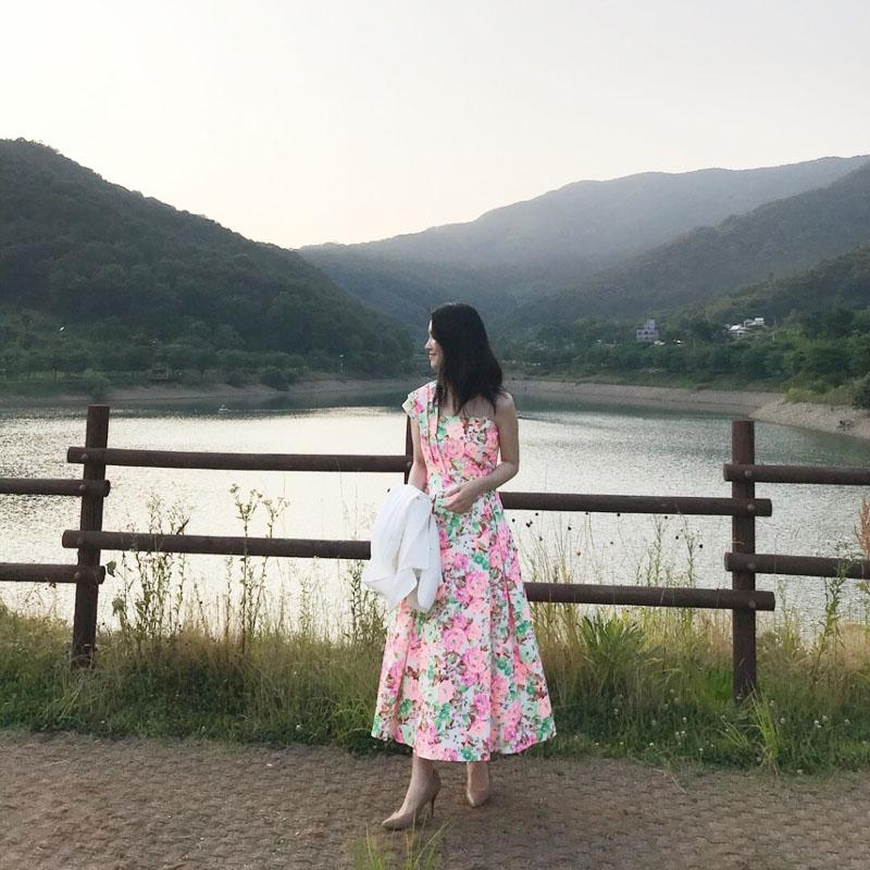 [韓国レビー]スリムに見えます!