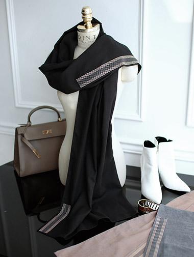 AS-1310サイドしかめポイントのスカーフ