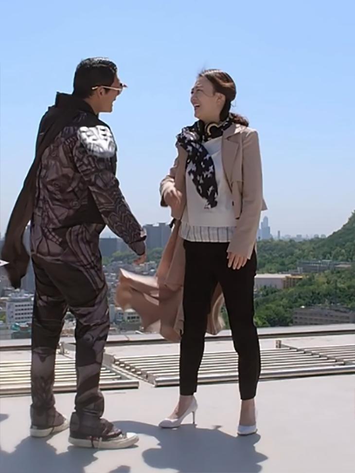 テレビスポンサー<br><br> <b>tvn 'superhero' teaser</b> <br> Jang Yoon Jung <br><br> J577