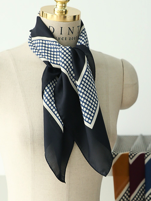 AS-1286ベントスクエアトットのスカーフ