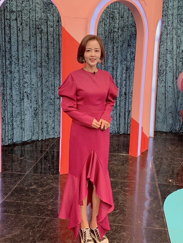 テレビスポンサー<br><br>  <b>TV Chosun 'Taste of Wife'</b> <br> Lee Ha Jung <br><br> D3459