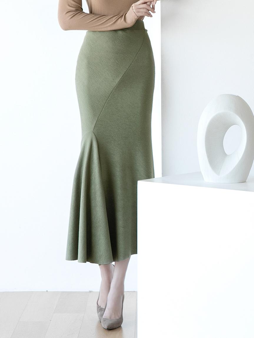 SK2007 コンポティアンバルマーメイドスカート