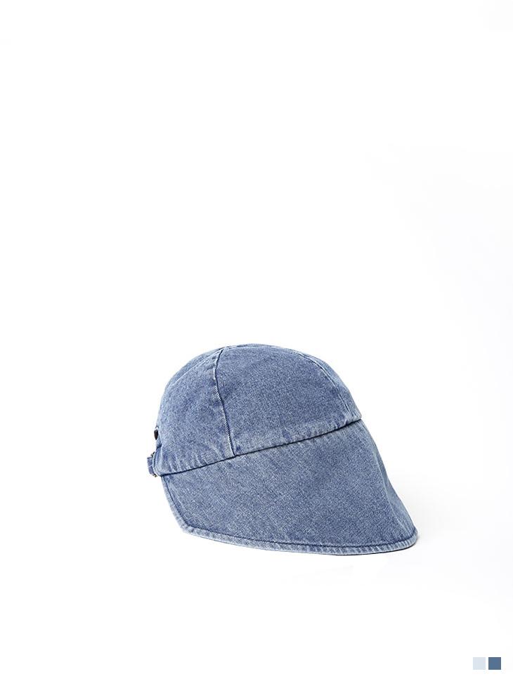 AC-590 ロッコスデニムボンネット帽子
