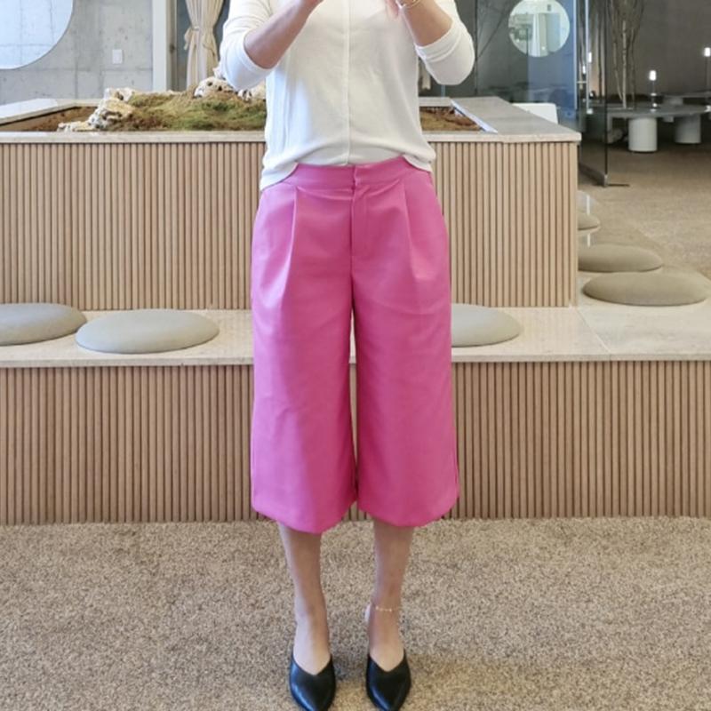 [韓国レビュー]色が本当にきれいなピンクです。